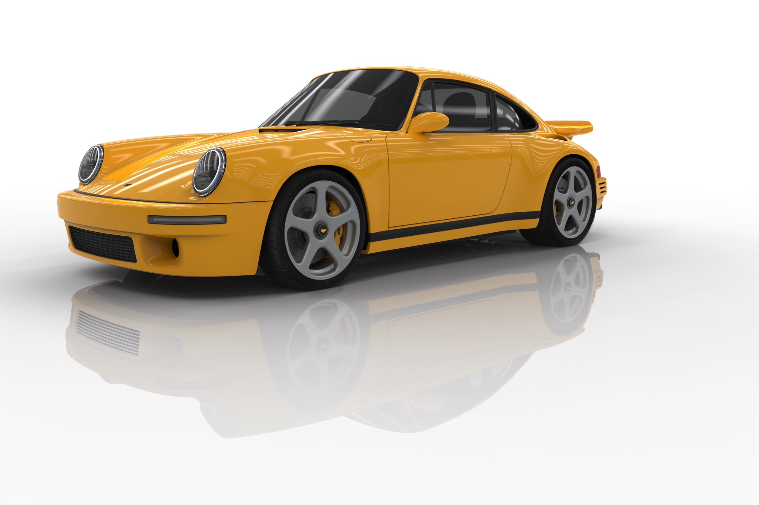 RUF CTR Yellow Bird 2017 - Autovisie.nl